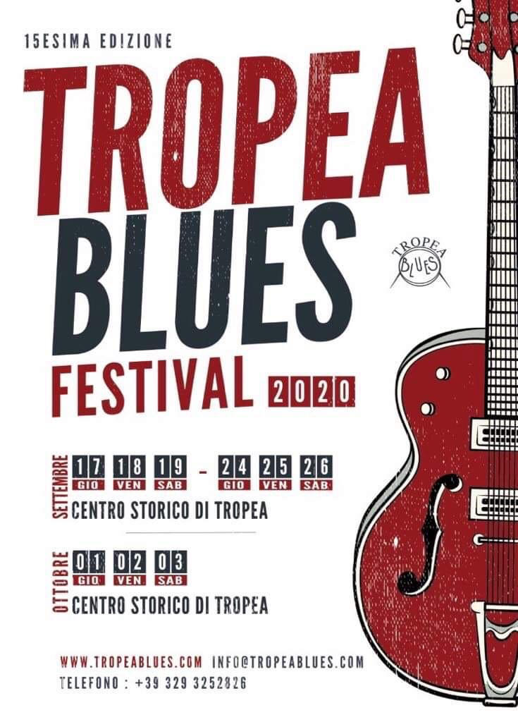 TROPEA Blues Festival 2020